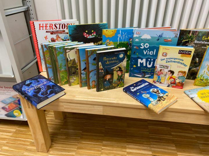 Dauerprojekt: Schulbibliothek